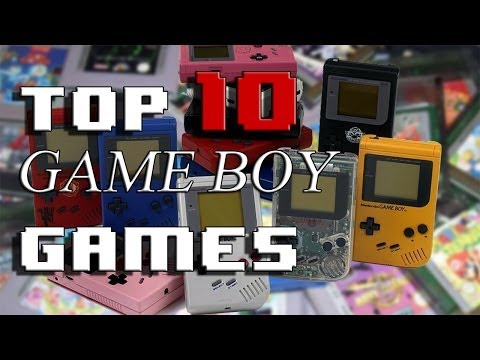 Top 10 Game Boy games
