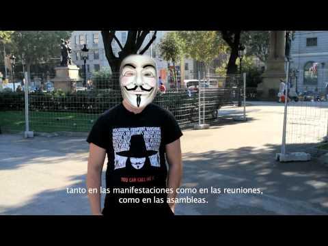 #DocuIndignados (Parte 1), el documental sobre el Movimiento #15M