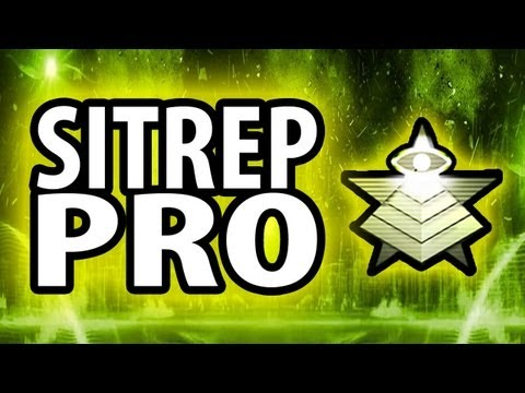 How to get Sitrep Pro Really Fast! (Modern Warfare 3)