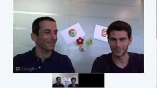 GDL Israel - Weekly Review Of Chrome/HTML5 And Cool Startups