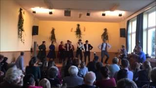 Néptáncosok találkozója és táncház Zalacsében. 2015. október 24.