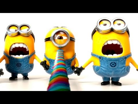 DESPICABLE ME 2 Trailer 2013 Movie Teaser (2012) - Official [HD]