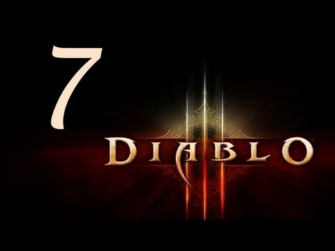 Diablo 3 Walkthrough - part 7 Full game 1080p Max settings Story Walkthrough D3 D III