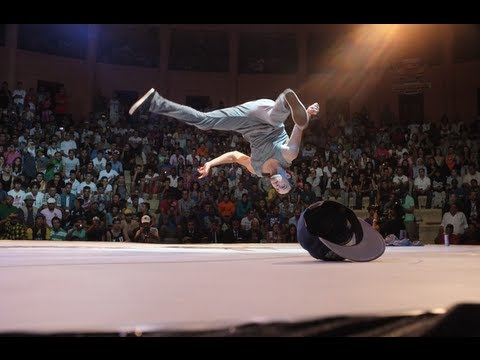 Red Bull BC One Recap Middle East Africa Qualifier 2012 | Marrakech, Morocco | YAK FILMS