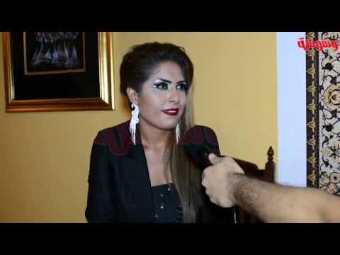 بالفيديو: فيلم سينمائي لملكة جمال الاردن زينة العلمي