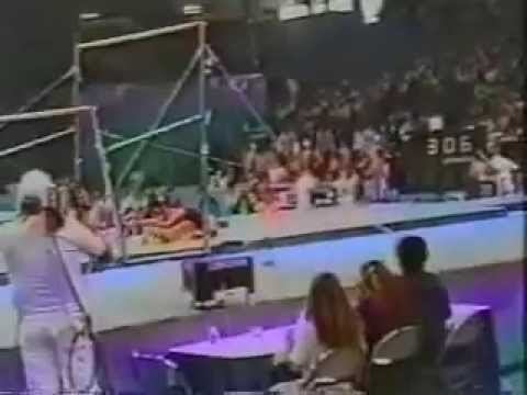 Funny Gymnastics Accidents and Moments