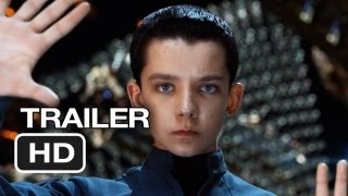 Ender's Game Official Trailer (2013) - Harrison Ford Movie HD