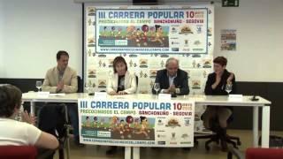 III Carrera Popular El Campo