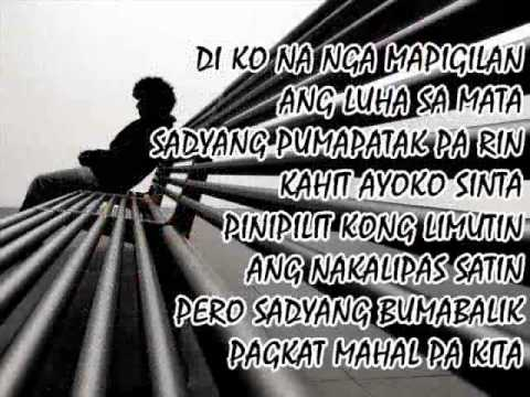 Ala Ala Ng Break Up - Lored Dee Ng Systematiko (solo w/ Lyrics)