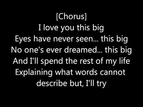 Scotty McCreery-I Love You This Big with lyrics -2TyOZg3Cgqk