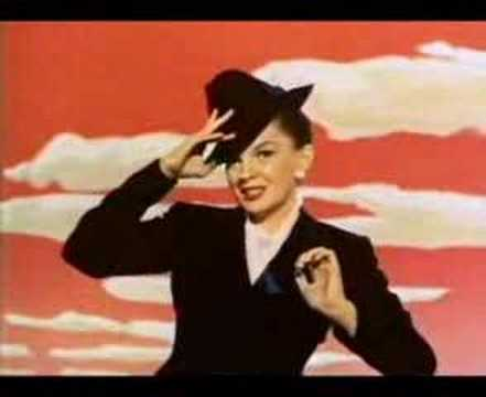 JUDY GARLAND GET HAPPY (SUMMER STOCK, 1950)