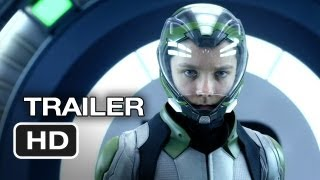 Ender's Game Official Trailer (2013) - Asa Butterfield, Harrison Ford Movie HD