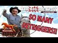 Фрагмент с начала видео SO MANY RE-TRIGGERS!!! 🐎 MUSTANG MONEY FREE GAMES! 💣 w/ The Big Jackpot
