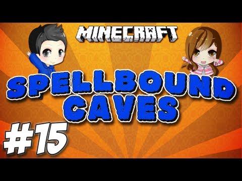 """Minecraft: Spellbound Caves #15 - """"Nosso Novo Arqui-Inimigo!"""""""