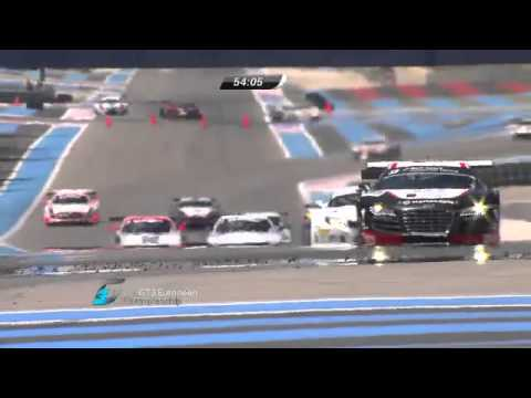 2011 FIA GT3 Paul Ricard Race1 (1/2)