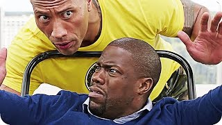 CENTRAL INTELLIGENCE Clips & Trailer (2016) Dwayne Johnson, Kevin Hart Movie