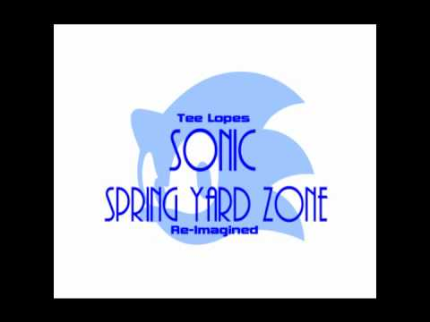Tee Lopes - Spring yard zone Re-imagined