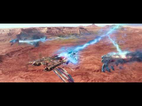 John Carter IMAX Trailer #2 & Andrew Stanton Greeting