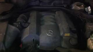 ДВС (Двигатель) в сборе Mercedes W210 (E) Артикул 51039140 - Видео