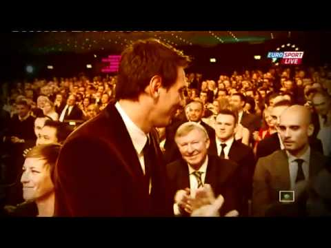 Lionel Messi - Winner Fifa Ballon d'Or 2011 HD -2X3rgAHvYaE