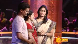 Jagapathi Babu's Ko Ante Koti – 1 Crore Game Show on 23-04-2012 (Apr-23) Gemini TV