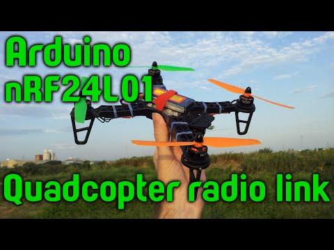 Arduino + nRF24L01 + quadcopter - default