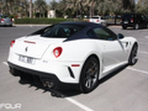 Ferrari 599 GTO - Ride, Accelerations, Revs, Start up, Tunnels & More!