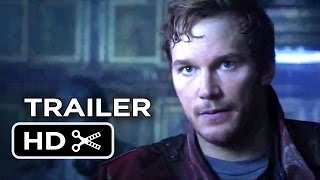 Guardians of the Galaxy Official Trailer (2014) - Chris Pratt, Marvel Movie HD