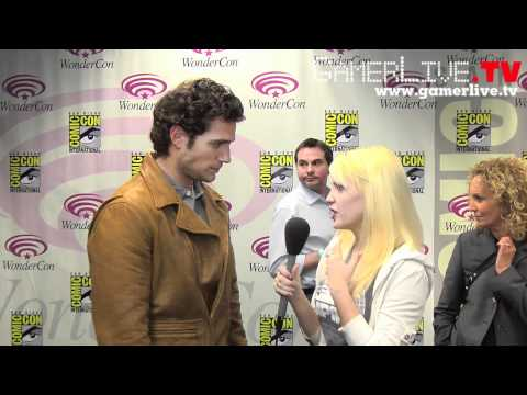 WonderCon: New Superman Henry Cavill Talks Immortals Movie, 3D, Plays Lots of World of Warcraft