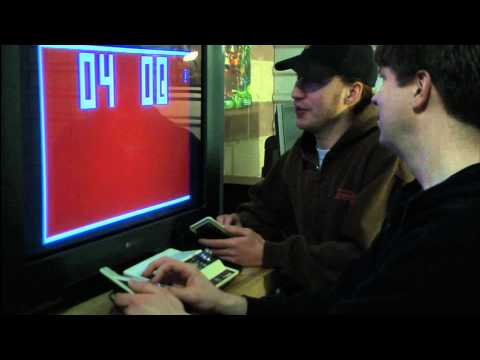 Classic Game Room - SUPER COLOR VOLLEY X console review part 3