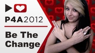 Project4Awesome: #P4A2012 Be The Change