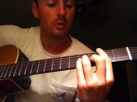 Kenny Chesney - You and Tequila (Tutorial) - Adam Webb
