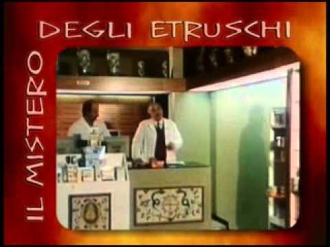 """Dall' Etruria alla Tracia - """"Il mistero degli Etruschi"""" - Parte III"""