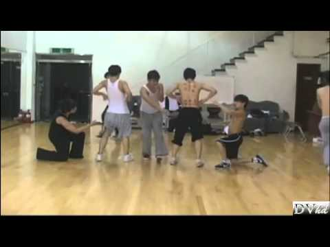 2PM - 10 out of 10 (dance practice) DVhd