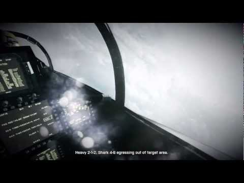 Battlefield 3: Walkthrough - Part 5 [Mission 4: Clearing the Sky] (BF3 Gameplay) [Xbox 360/PS3/PC]