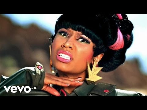 Nicki Minaj - Massive Attack ft. Sean Garrett