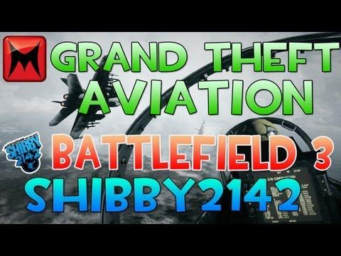 Battlefield 3 - Machinima Edition - Grand Theft Aviation - feat. Rage Comics