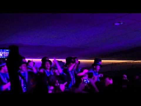 SALA FLAMENCO show del ventolera catastrophic magic band 24/02/2013 SEVILLA HD