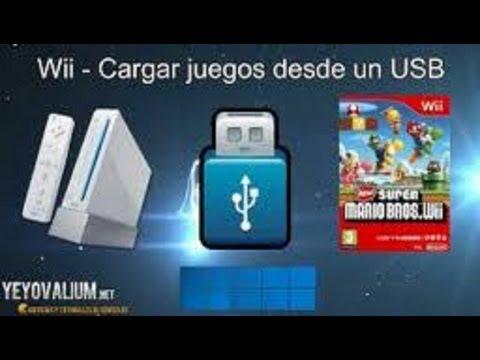 Tutorial -  Jugar isos de Nintendo Wii desde una Memoria o Disco Duro USB   Parte 5 hackeo wii 4.3  