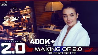 Behind the scenes as Dubai influencer Elnaz gets Amy Jackson