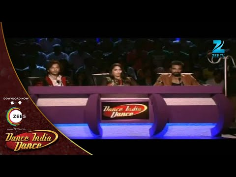 Dance India Dance Season 3 - Crocroach / Raghav