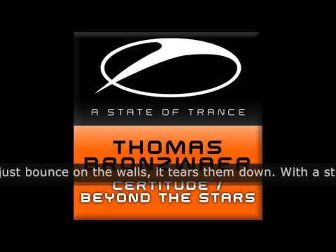 Thomas Bronzwaer - Certitude (Original Mix) - UCalCDSmZAYD73tqVZ4l8yJg