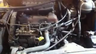 ДВС (Двигатель) в сборе Volkswagen Golf-2 Артикул 50967621 - Видео