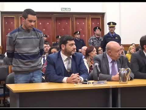 Se realizó un simulacro de un juicio por jurados