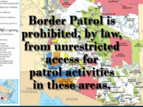 The Harsh Realities Along the Mexican Border