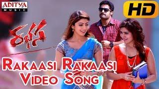Rakaasi Rakaasi Full Video Song || Rabhasa