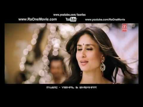 """Chammak chhalo"" (Official video song) 'Ra.One' Kareena Kapoor, Shahrukh khan"