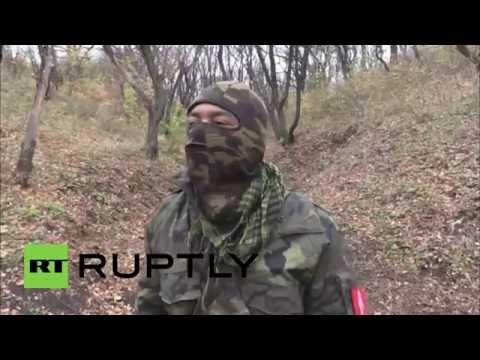 Ukraine: Meet the Colombian fighting Kiev's putschist government