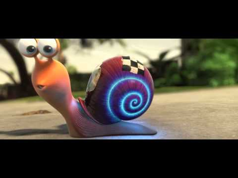 Turbo - Trailer 2 en español HD