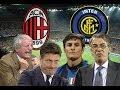DERBY MILAN INTER - Tutti contro Mazzarri (Parodia)